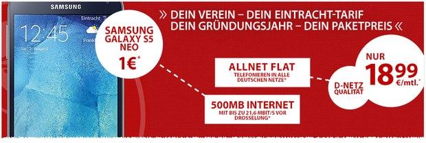 Eintracht Frankfurt Tarif