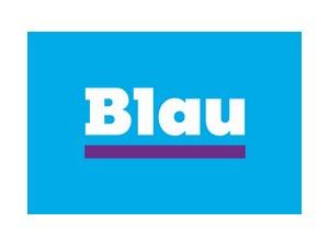 Blau Allnet-Flat mit Handy