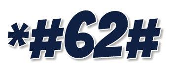 Eigene Nummer herausfinden mit dem Code *#62#