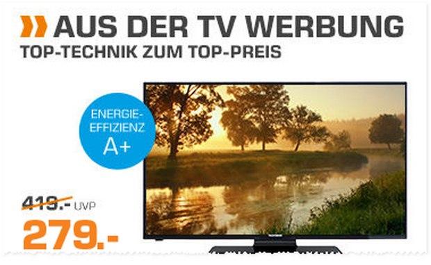 Saturn Angebot am 25.1.2016 (Montag) ist der 39-Zoll-Fernseher Telefunken D39F275Q3CI für 279 €