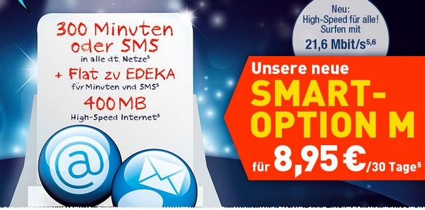 EDEKA mobil Smart-Option M