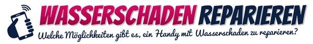 Handy-Wasserschaden reparieren: So kann's klappen!