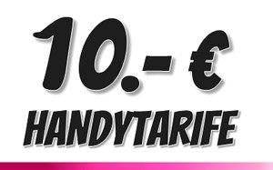 Handytarif unter 10 €