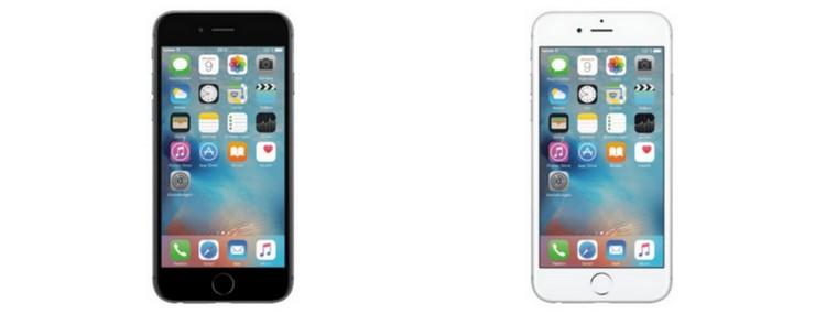 iPhone 6s mit Vertrag
