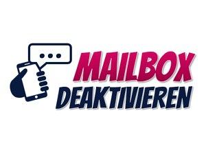 Mailbox deaktivieren