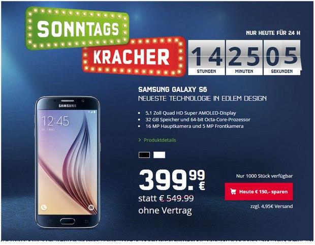 mobilcom-Sonntagskracher