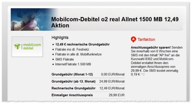 o2 Real Allnet Flat