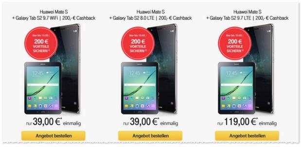 Telekom Magenta Mobil M Bundles mit Cashback-Option