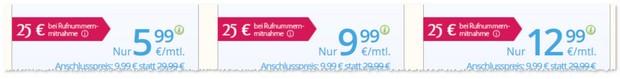 WinSIM LTE Mini SMS mit Bonus-Guthaben