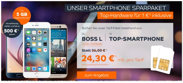 Boss Mobile Handyvertrag