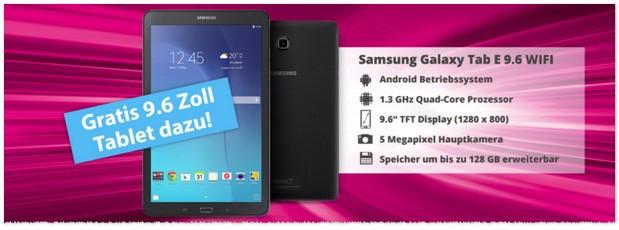 Telekom Magenta Mobil S mit Gratis-Tablet