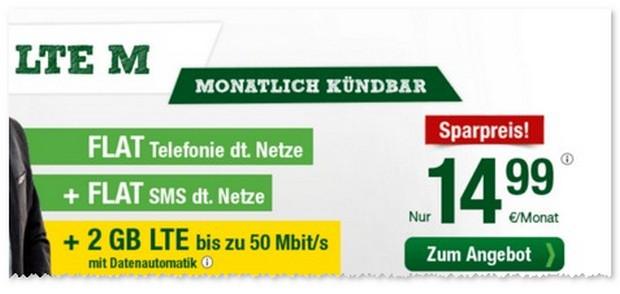 smartmobil LTE M