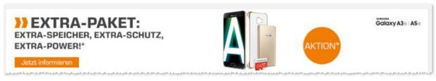 Samsung ExtrA-Paket mit Gratis-Zugaben