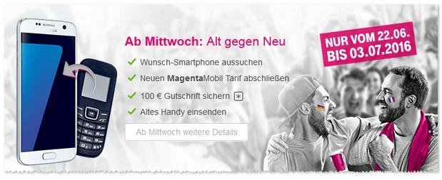 Telekom Werbung im Juni 2016