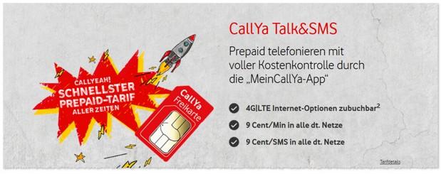 Vodafone Freikarte kostenlos bestellen