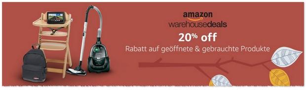 Gutscheincode für Handy-B-Ware bei den Amazon Warehousdeals