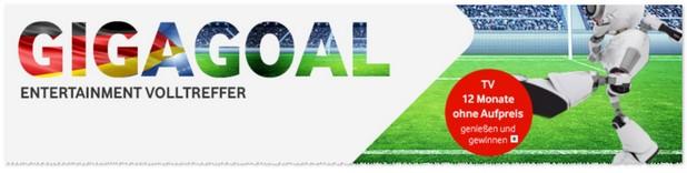 Vodafone Giga Goals