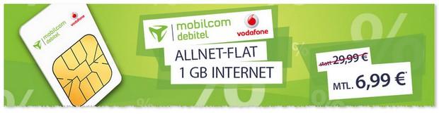 Vodafone Flat Allnet Comfort