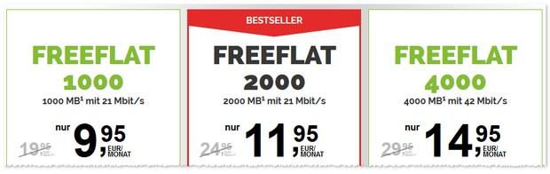 Freenet freeFlat 4000