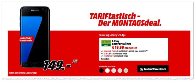TARIFtastisch-Deals neu ab 22.7.2016