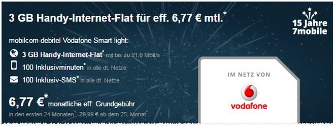 Vodafone Smart Light für 6,77 Euro