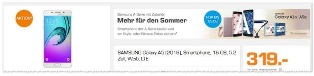 Samsung Sommerbox Aktion