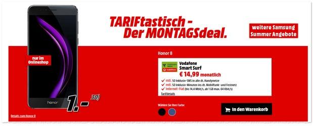 TARIFtastisch Deal ab 19.9.2016