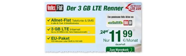 smartmobil LTE 3000