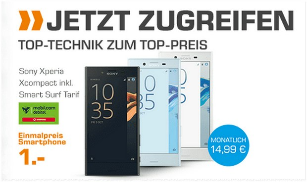 Saturn Handyvertrag Werbung: Huawei P10