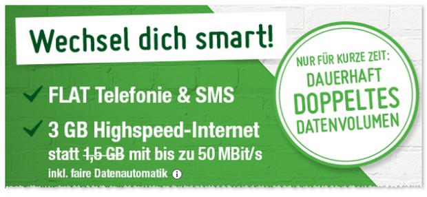 smartmobil LTE Starter