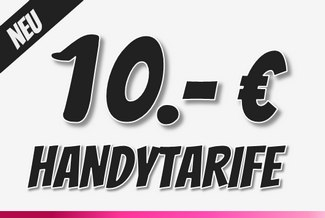 Handytarife unter 10 Euro